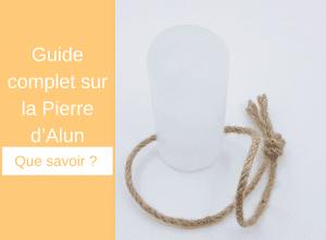 Guide sur la Pierre d'Alun - corps - natura bon