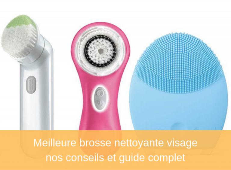 Meilleure brosse nettoyante visage : nos conseils et guide complet - Corps - Natura Bon