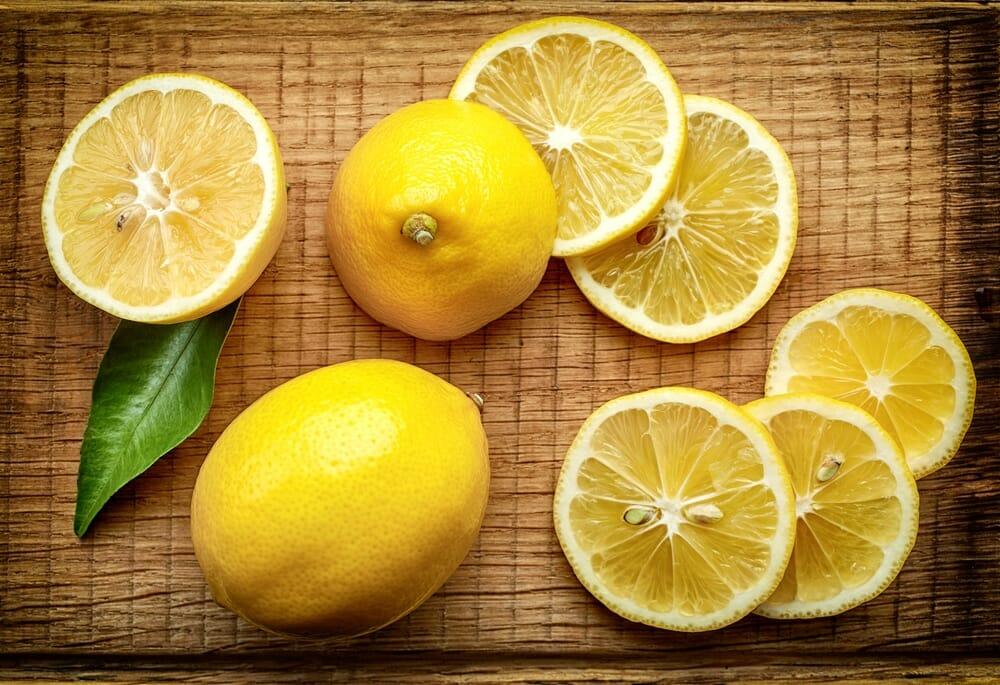 citron - Les aliments pour transpirer moins - Corps - Natura Bon