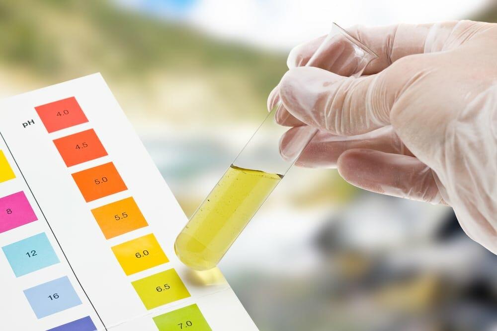 Le test au papier pH - comment connaître le ph d'un savon - Visage - Natura Bon