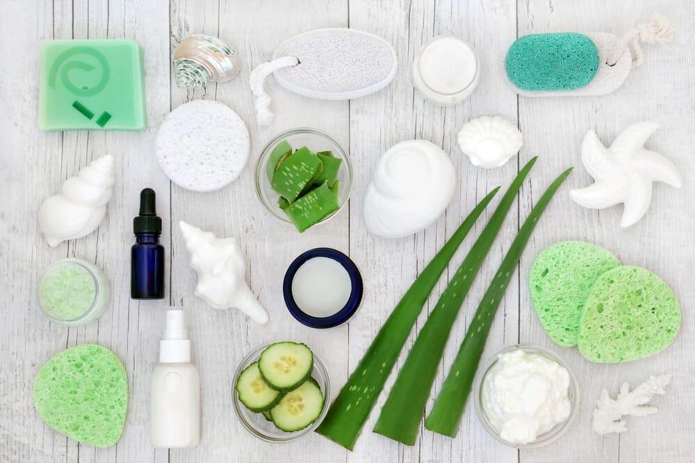 aloe vera - savon - Meilleur savon naturel contre l'acné — Guide Complet - natura bon