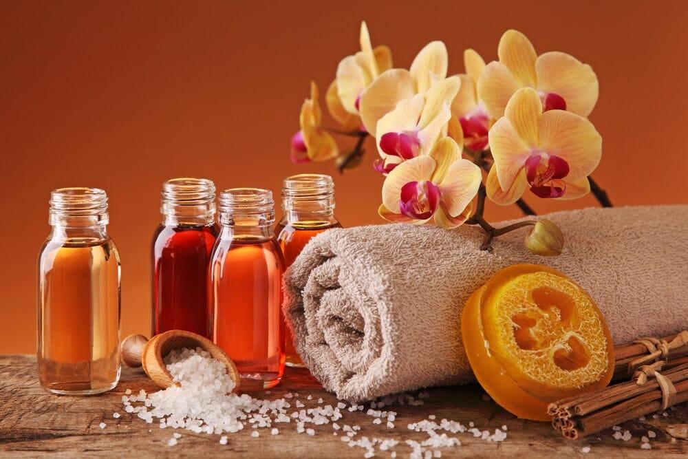 huiles - savon - Meilleur savon naturel contre l'acné — Guide Complet - natura bon