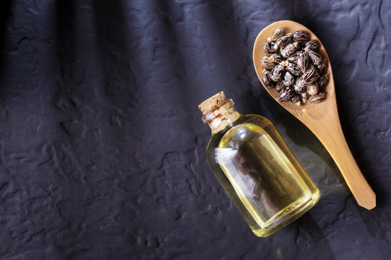 huile de ricin pour savon