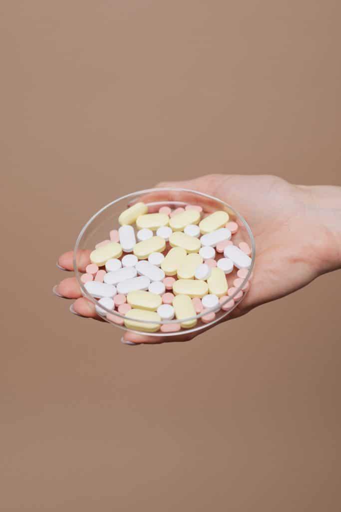 Des compléments alimentaires anti-transpirants