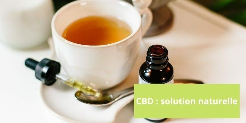 CBD : solution naturelle contre la douleur chronique
